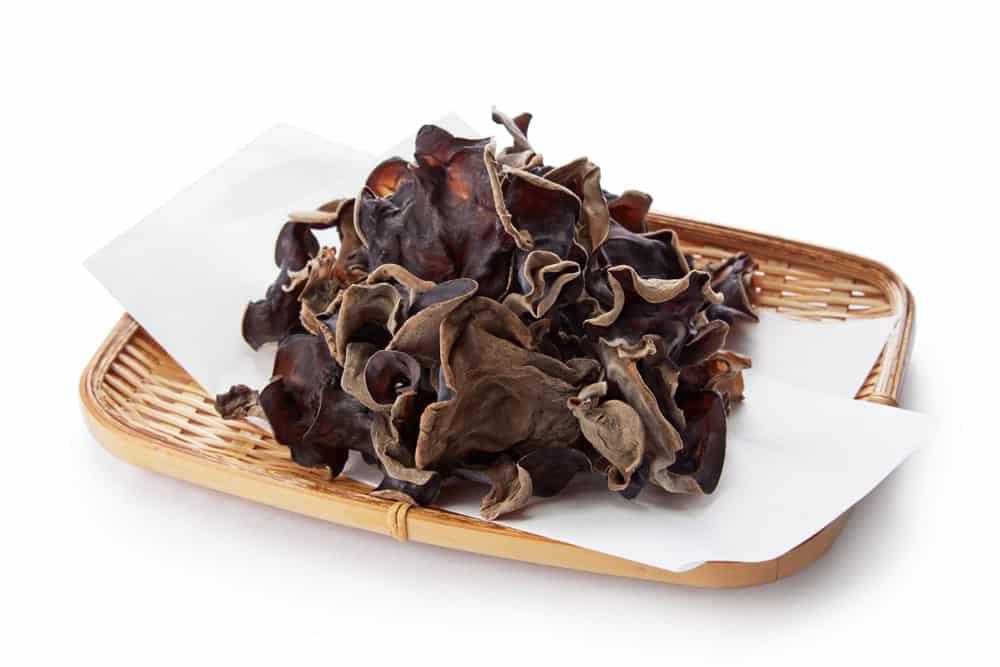 wood ear mushroom substitutes