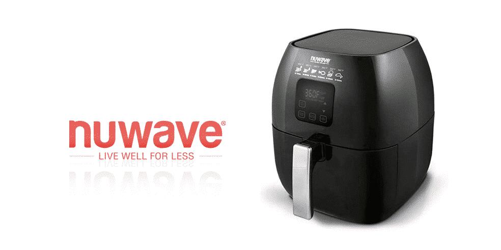 nuwave air fryer fan not working