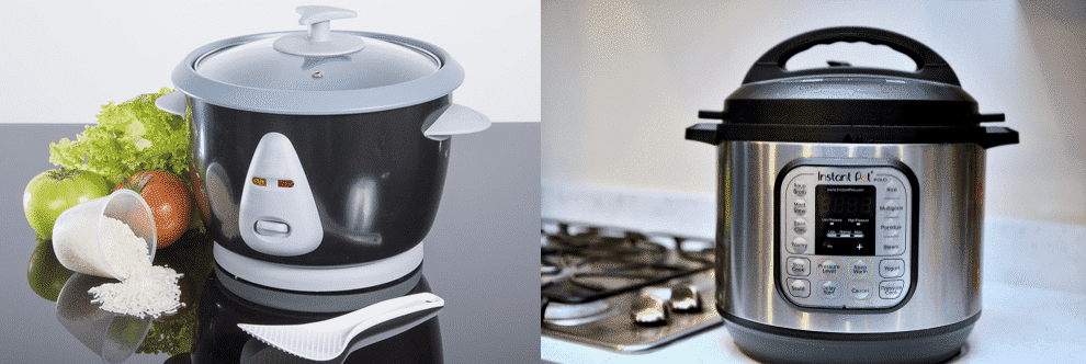 rice cooker vs pot