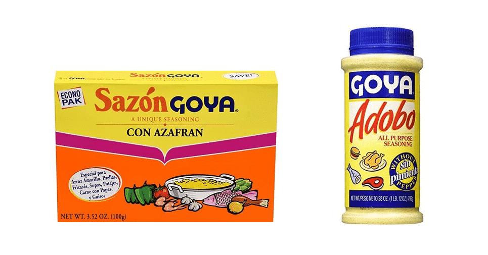 sazon vs adobo