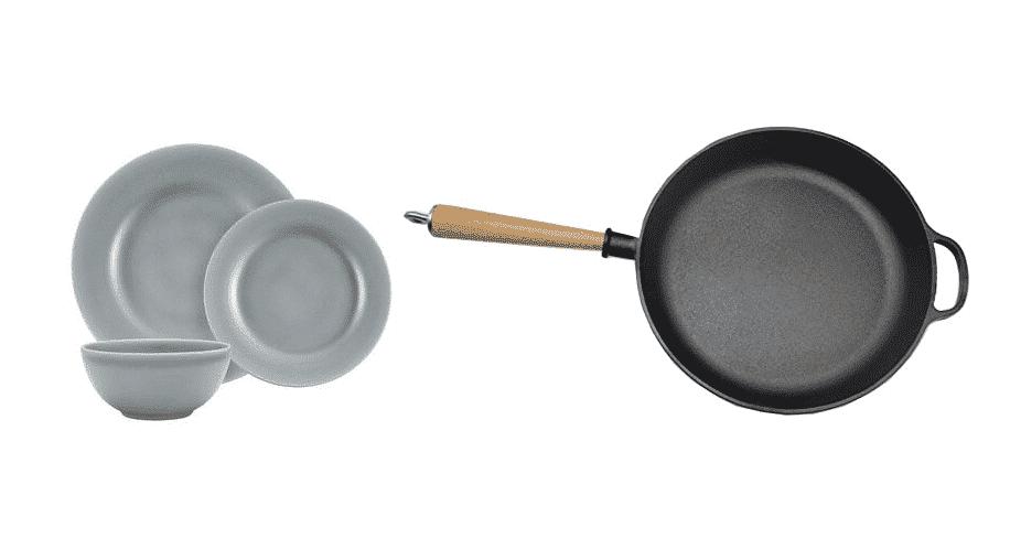 stoneware vs cast iron