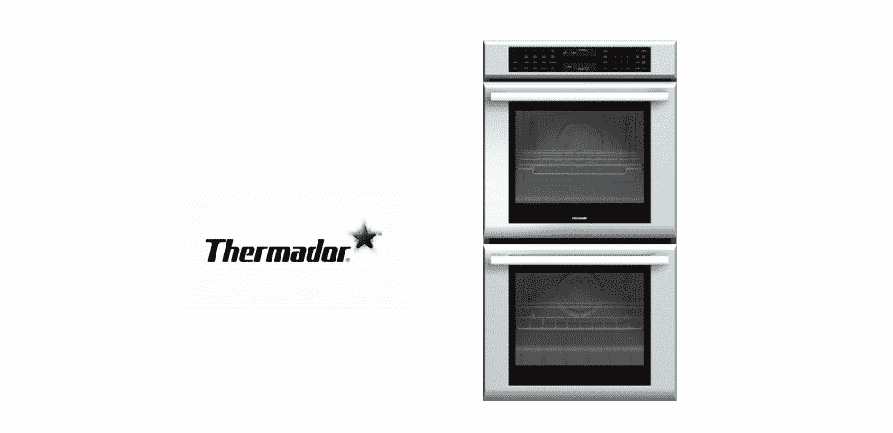 thermador oven beeping