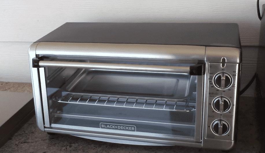 black decker oven problems