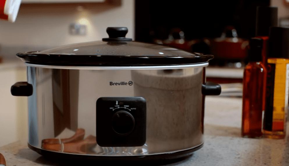 breville slow cooker problems