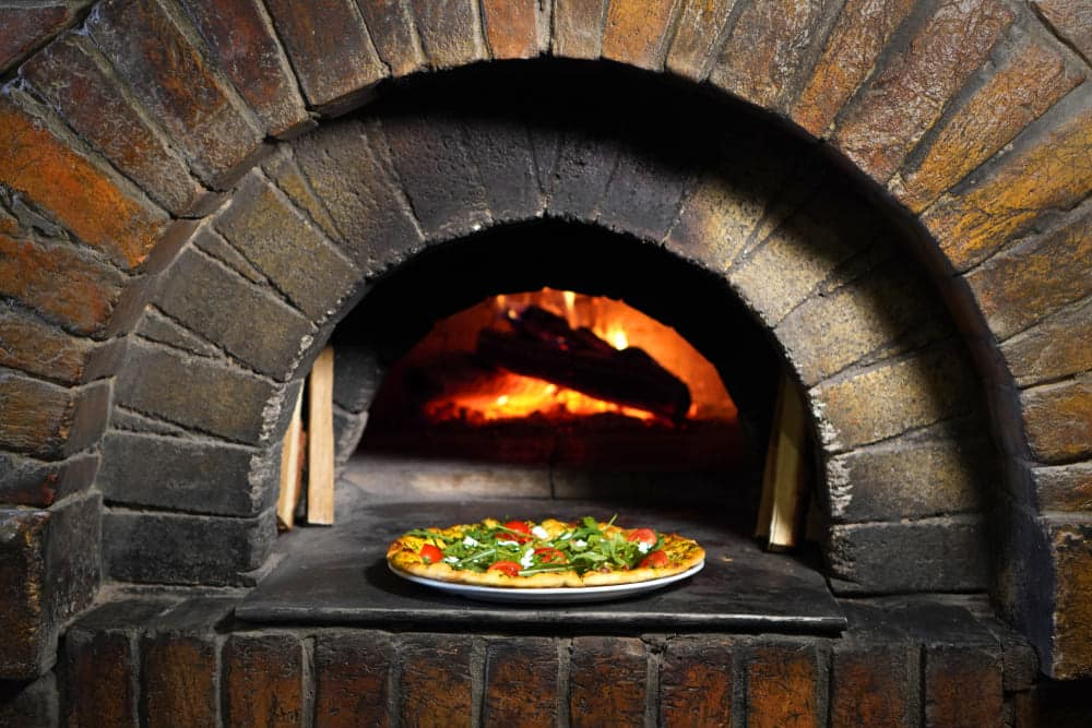 brick oven pizza maker problems