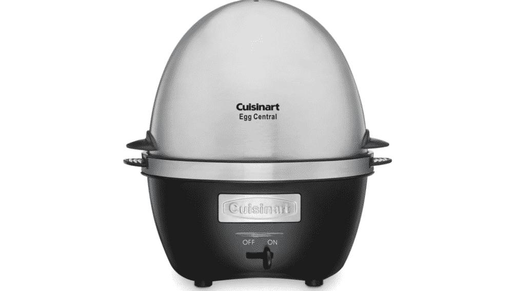 cuisinart egg cooker problems