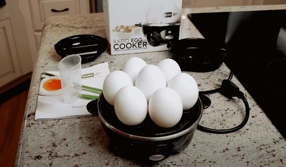dash egg cooker problems