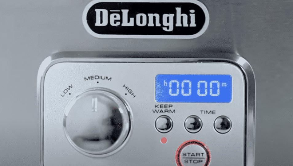 delonghi slow cooker problems