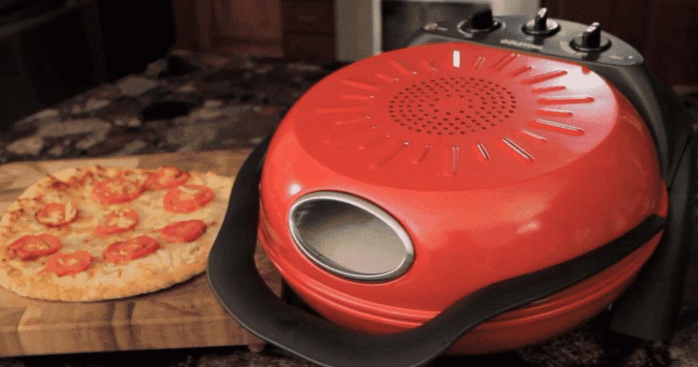 gourmia pizza maker problems