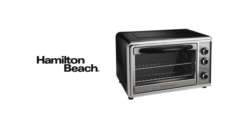 hamilton beach oven problems