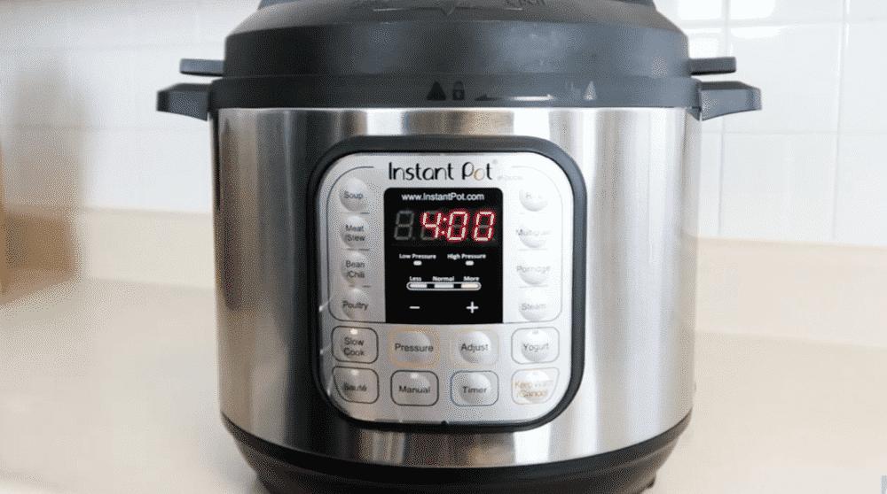 instant pot slow cooker problems