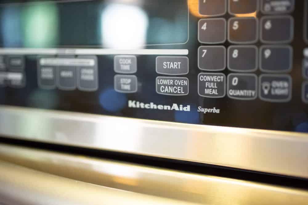 kitchenaid oven problems