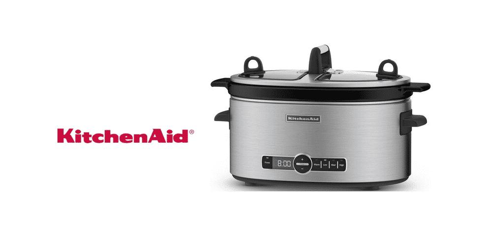 kitchenaid slow cooker problems