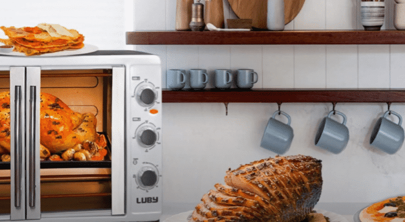 luby oven problems