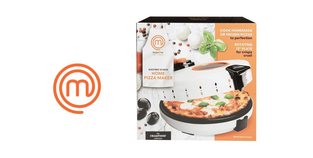 masterchef pizza maker problems