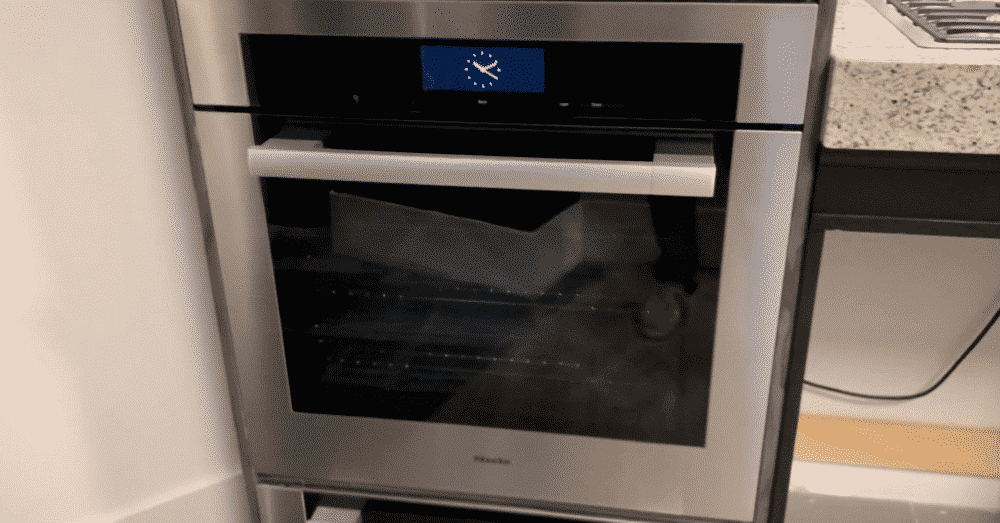 miele oven problems