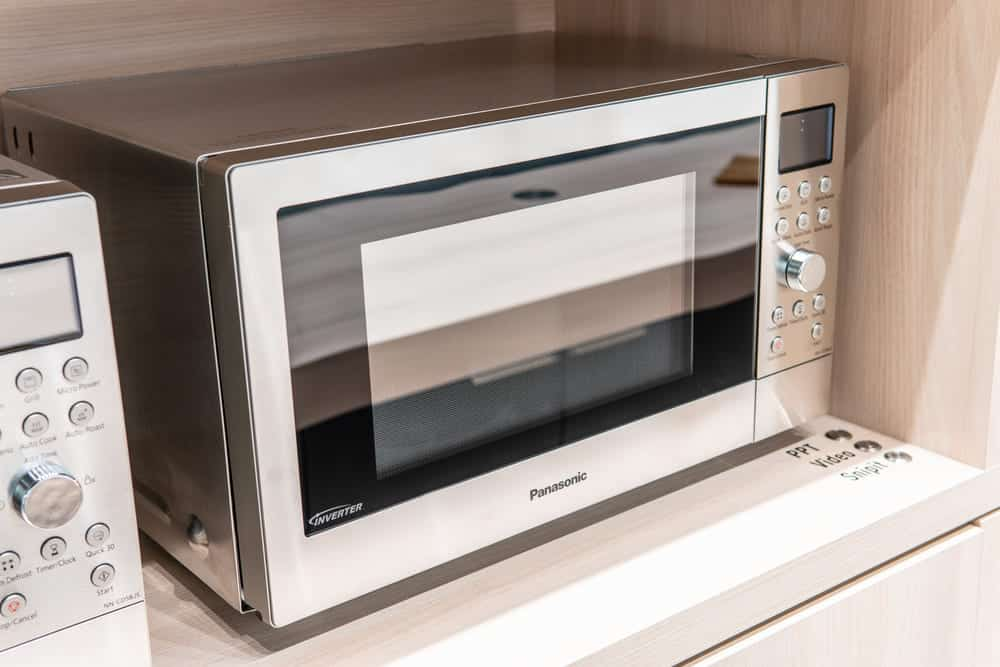 panasonic oven problems