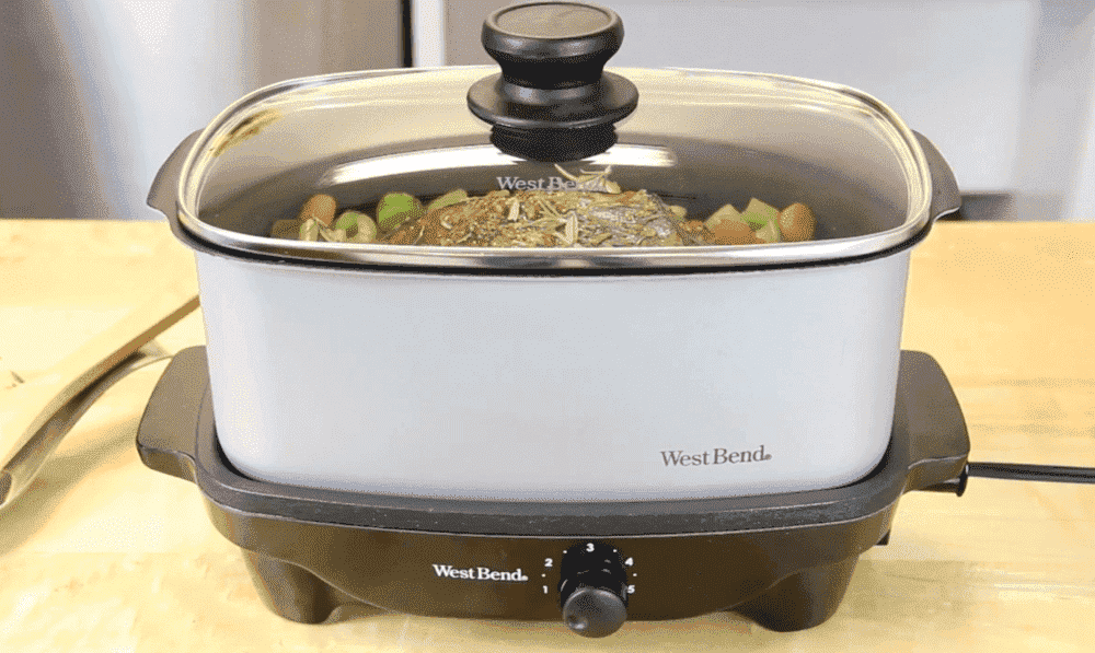 west bend slow cooker problems