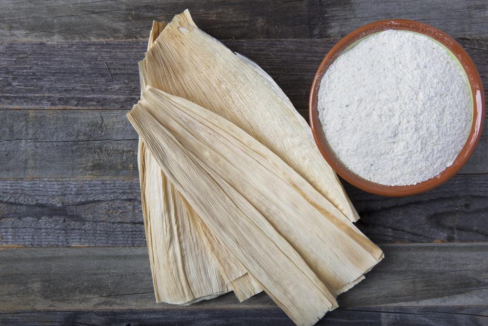 alternatives to corn husks for tamales