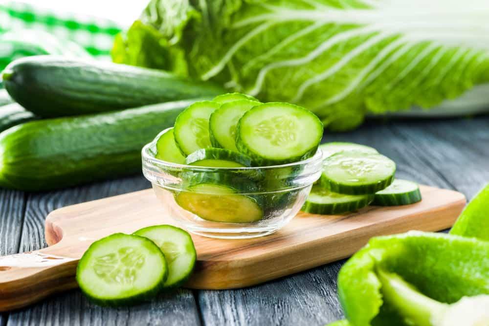can you cook cucumbers like zucchini