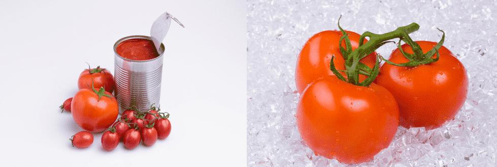 canning vs freezing tomatoes