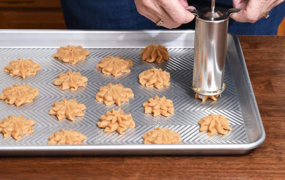 cookie press problems