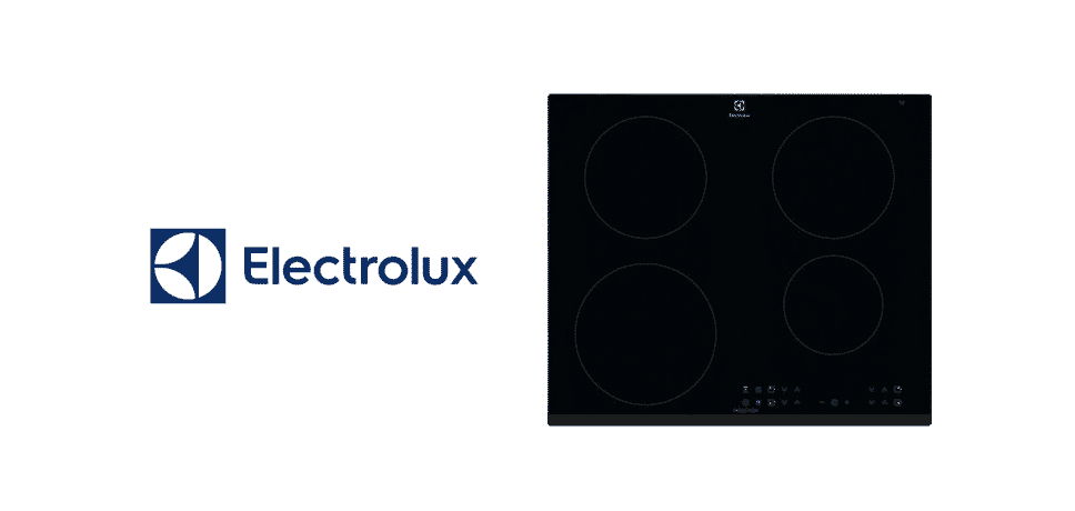electrolux induction cooktop error codes