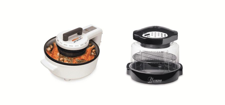jet stream oven vs nuwave