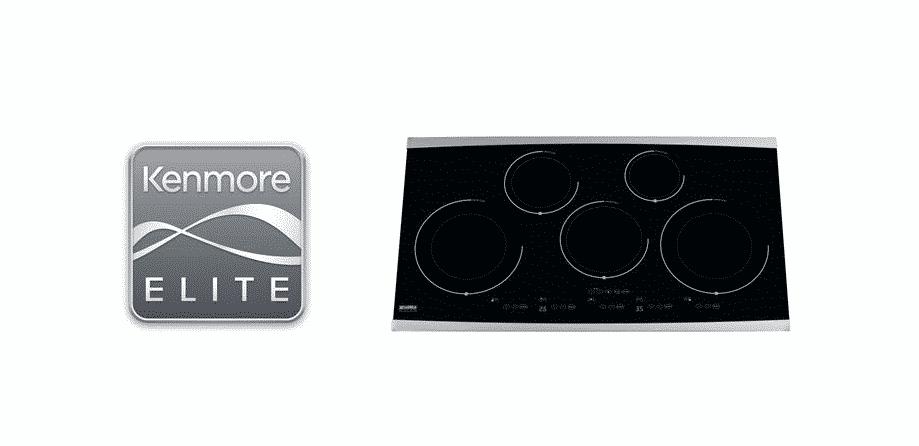 kenmore elite induction cooktop error codes
