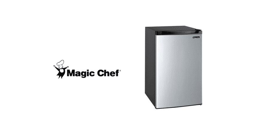 magic chef mini fridge not cooling
