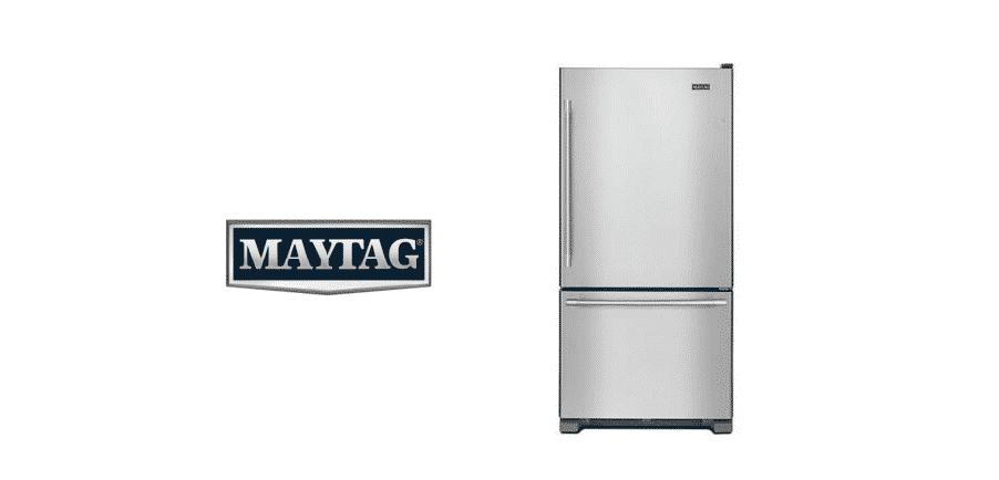 maytag fridge not cooling