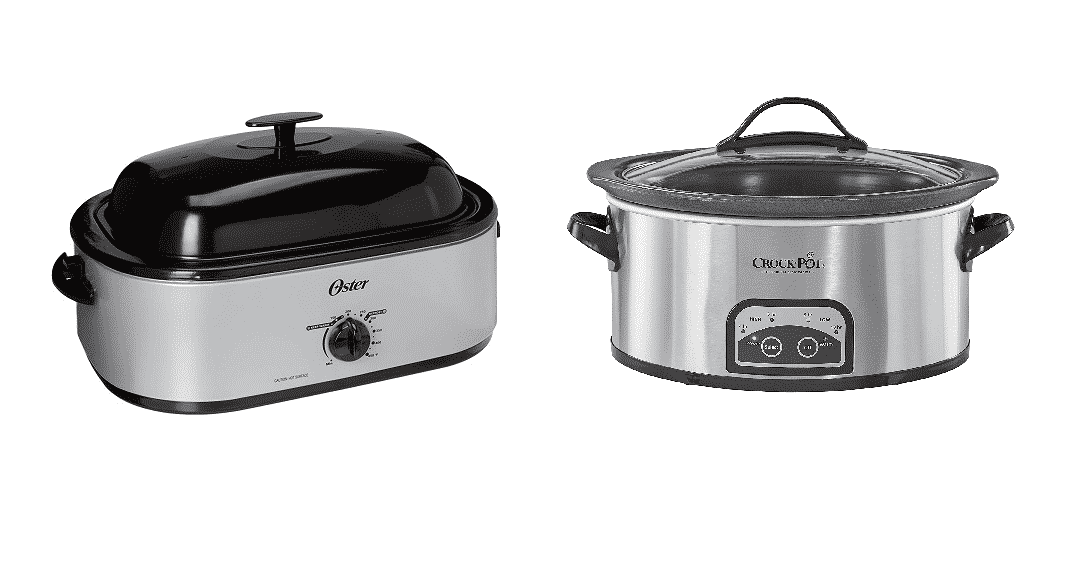 Roaster Oven vs Crock Pot