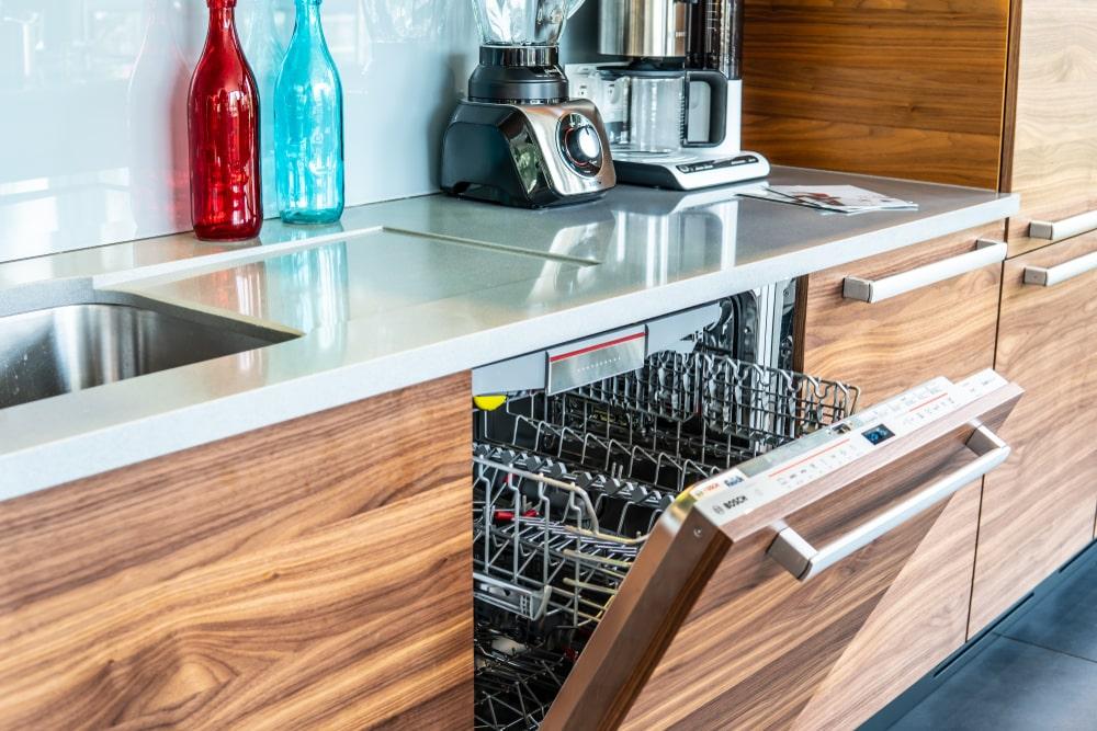 bosch dishwasher not drying