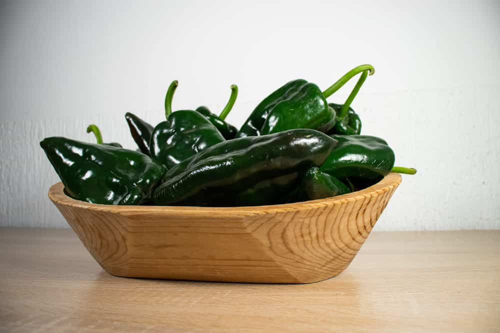 do poblano peppers need to be peeled