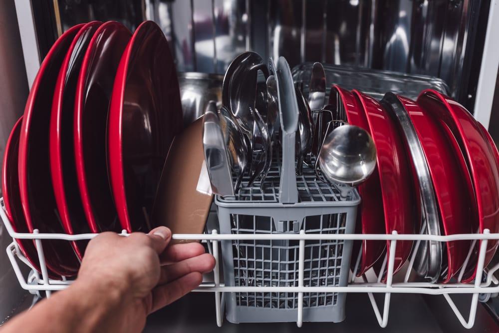 ge dishwasher not drying