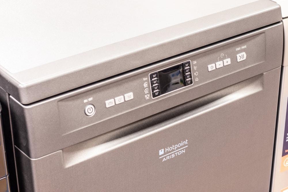 hotpoint dishwasher not draining