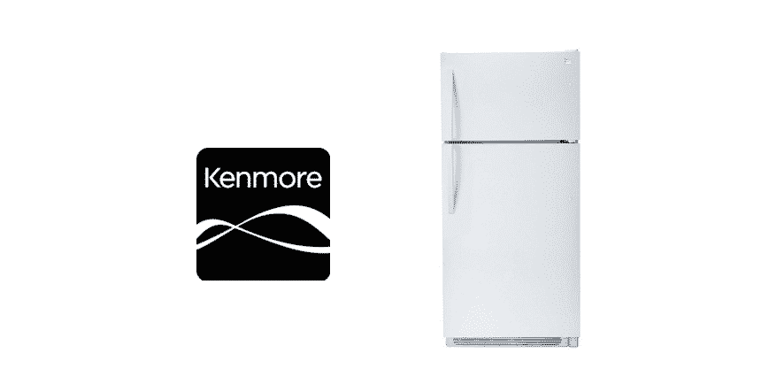 kenmore coldspot 106 not cooling
