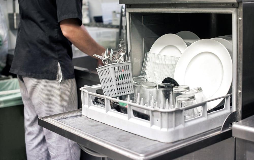whirlpool dishwasher stuck on clean