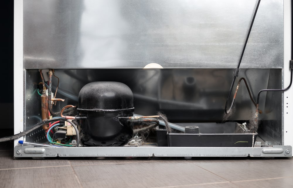 whirlpool refrigerator leaking water inside fridge