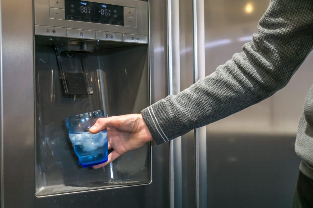 whirlpool refrigerator water dispenser slow after filter change