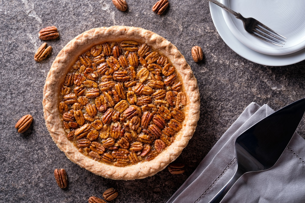 why is my pecan pie runny
