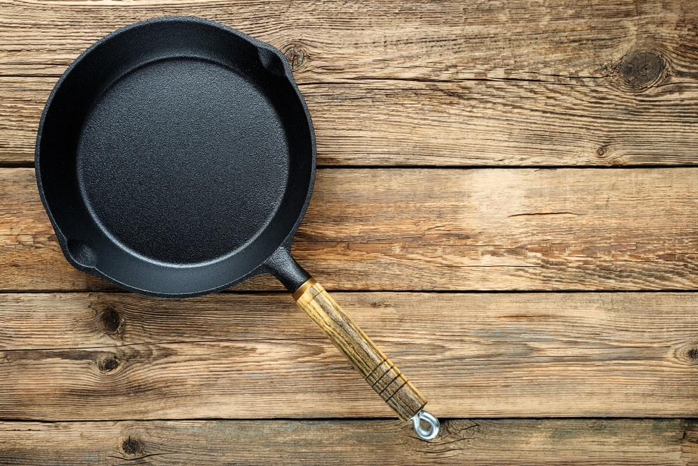 how to fix a warped pan
