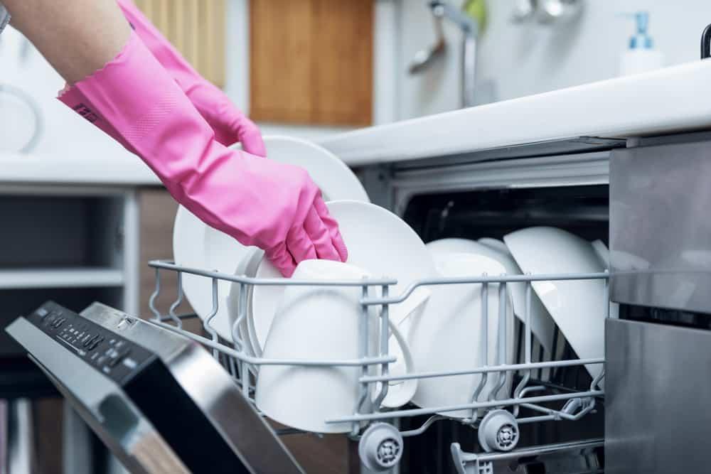 how to reset kenmore elite dishwasher 665