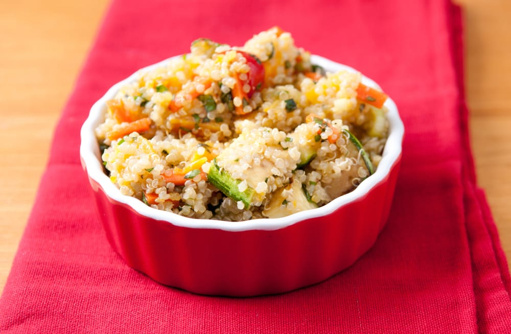 how to tell if cooked quinoa is bad