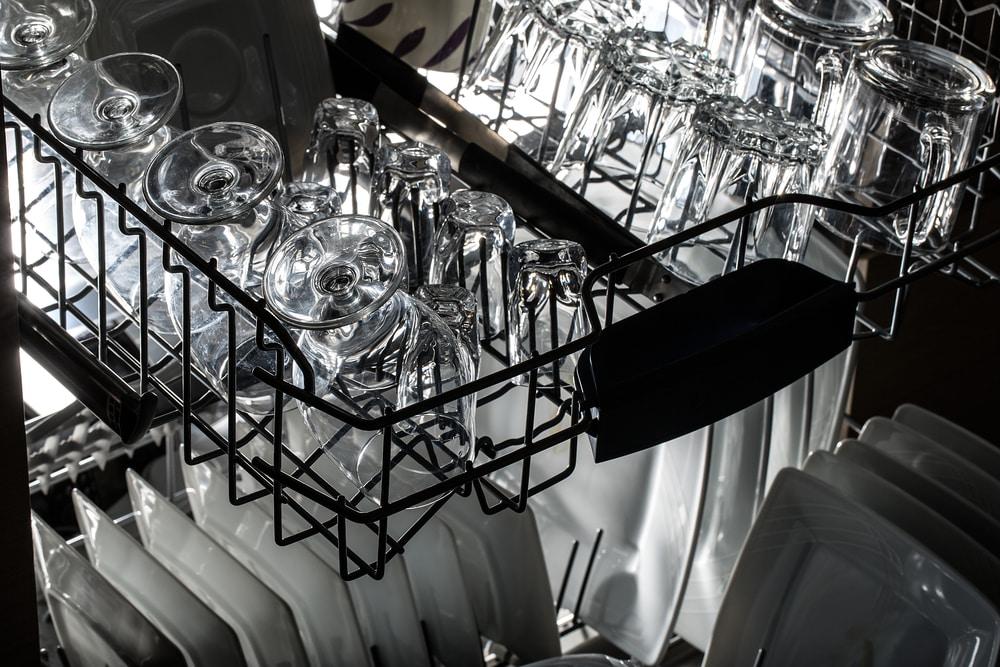 kenmore elite dishwasher model 665 not draining