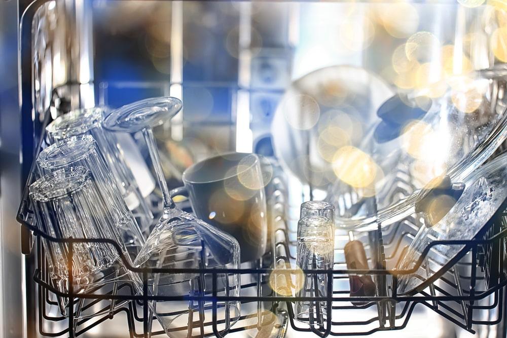 kenmore elite dishwasher top rack not cleaning