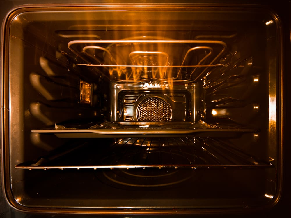 kenmore gas range model 790 oven won't light