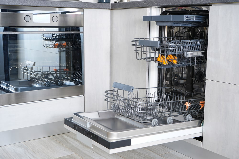 maytag dishwasher stopped midcycle no power