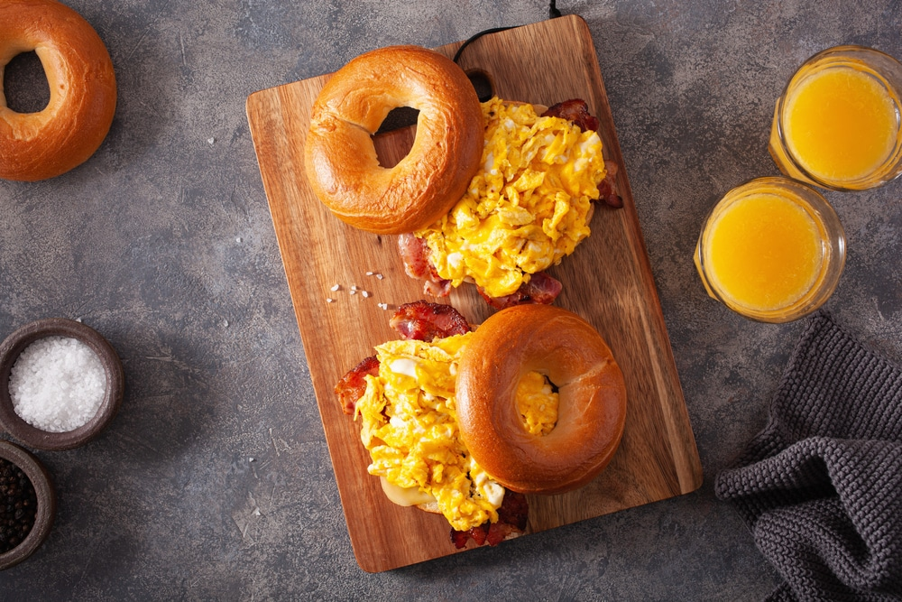 what happened to egg bagels